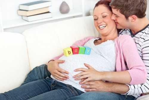 38 неделя беременности крупный плод